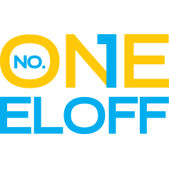 Molten Black | No One Eloff - Logo