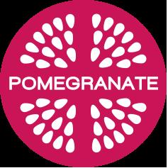 Molten Black   Pomegranate - Logo